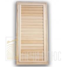 """Дверь Эконом """"А"""" 1800х700 ( сосна,липа)"""