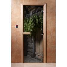 Дверь стеклянная с фотопечатью Арт. А002 1900х700