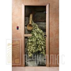 Дверь стеклянная с фотопечатью Арт. А003 1900х700