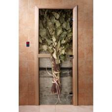 Дверь стеклянная с фотопечатью Арт. А011 1900х700