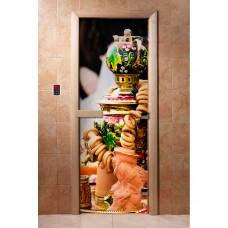 Дверь стеклянная с фотопечатью Арт. А075 1900х700